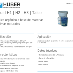 FLUID H1-H2-H3